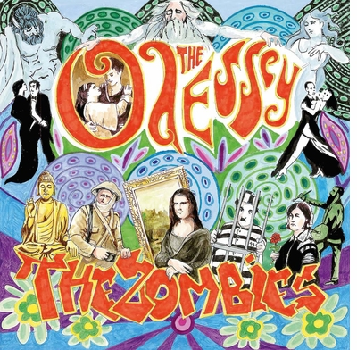 """The """"Odessey"""": The Zombies in Words and Images Launch at the Strand"""