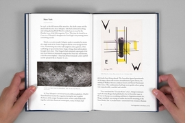 Featured spread is from 'The Pragmatism in the History of Art.'
