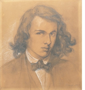"""Featured image, an 1847 self-portrait of Dante Gabriel Rossetti, is reproduced from <I>The Pre-Raphaelite Circle</I>. """"The image captures Rossetti's youthful personality as an ambitious dreamer, with 'an abundance of ideas, pictorial and literary,' as his brother wrote, and a fixed antipathy to the modern world."""""""