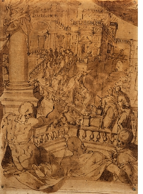 Featured image is reproduced from 'The Renaissance Cartoons of the Accademia Albertina'.