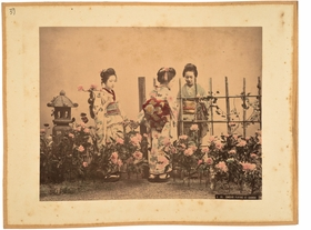 Featured image is reproduced from 'The Yokohama School.'