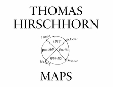 Thomas Hirschhorn: Maps