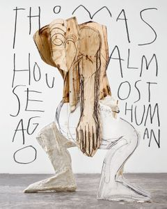 Thomas Houseago: Almost Human