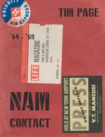 Tim Page: Nam Contact