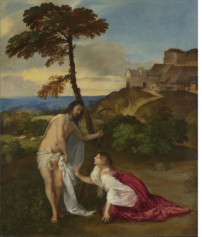 Titian's celebration of Easter, from 'The Christian Year in Painting'