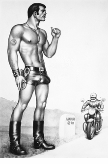 Tom of Finland: Made in Germany