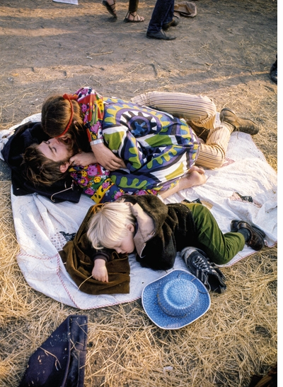 Trip out on Bill Owens never-before-published photographs of the infamous Altamont festival, 1969