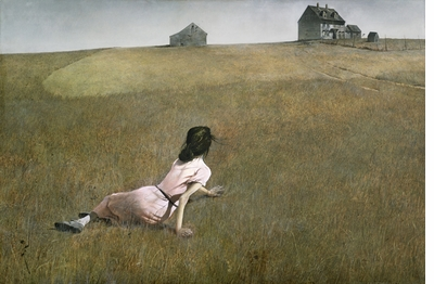 USPS Celebrates Andrew Wyeth's world - the way he wanted it