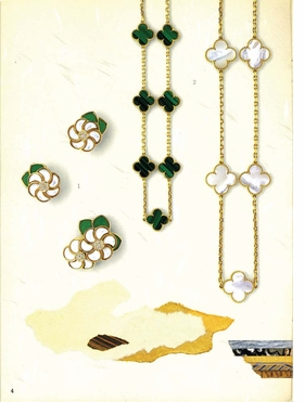 Featured image is reproduced from 'Van Cleef & Arpels: Alhambra.'