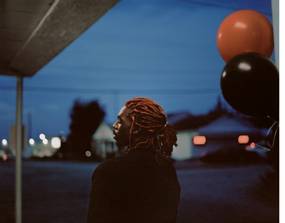 Vincent Desailly's photographs document everyday scenes in Atlanta's trap culture