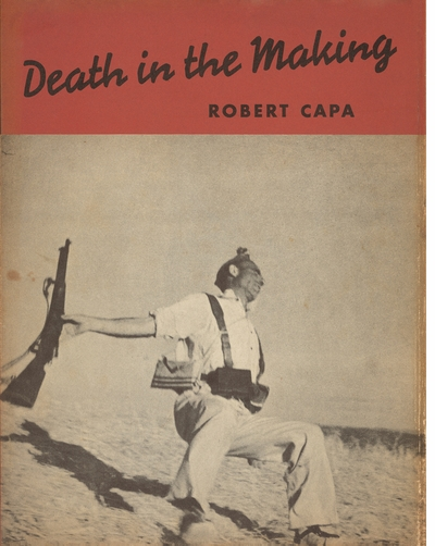 Virtual Event: ICP and Damiani Books present Cynthia Young launching 'Robert Capa: Death in the Making'