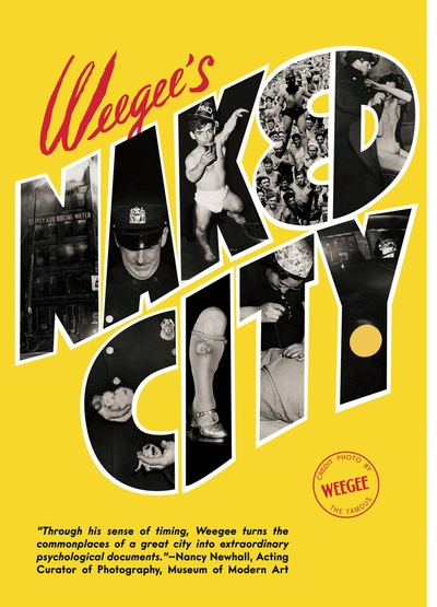 Virtual Event: ICP presents Christopher Bonanos on 'Weegee's Naked City'