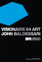 Visionaire No. 64: Art, Baldessari Blue Edition