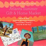 Visit us at the Atlanta Summer Gift & Home Market