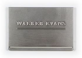 Walker Evans: A Gallery of Postcards