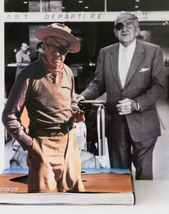 Walkers: Hollywood Afterlives in Art and Artifact
