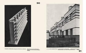 Featured image is reproduced from 'Walter Gropius: International Architecture.'