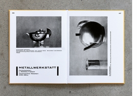 Featured image is reproduced from 'Walter Gropius: New Works from Bauhaus Workshops.'