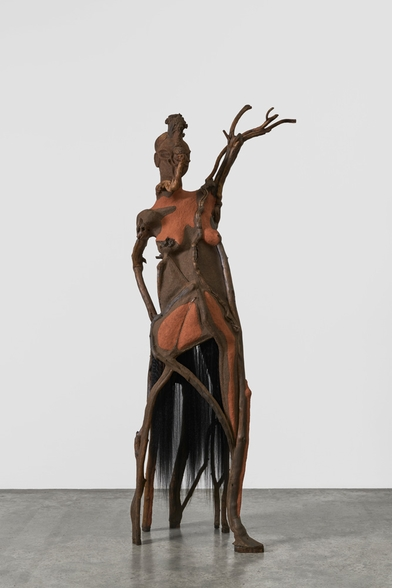 'Wangechi Mutu: I Am Speaking, Are You Listening?' is a new release this week!