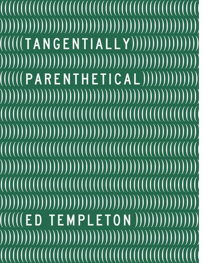 Watch the new Ed Templeton 'Tangentially Parenthetical' video from Um Yeah Arts!