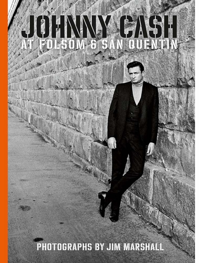"""Watch the Video Trailer for """"Johnny Cash at Folsom and San Quentin: Photographs by Jim Marshall"""""""