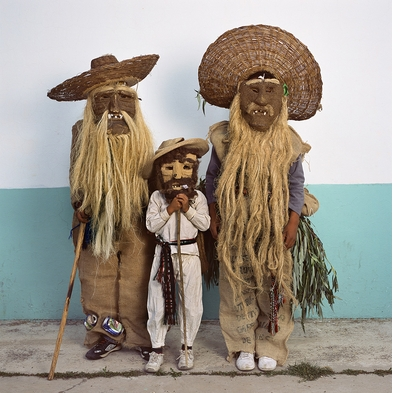 We're celebrating Cinco de Mayo with Phyllis Galembo's classic 'Mexico Masks Rituals'
