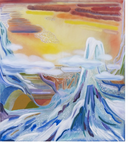 We're celebrating Earth Day with 'Shara Hughes: Landscapes'