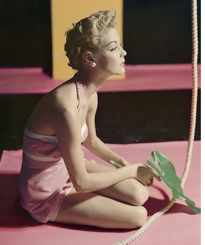 What a wonderful illusion in 'Horst P. Horst'