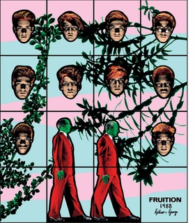 Featured image is reproduced from 'What Is Gilbert & George.'
