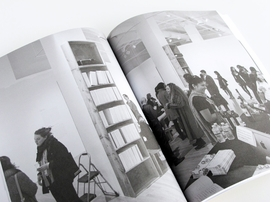 A spread from 'Where the Future Came From.'