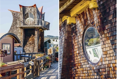 Who knew we needed a book about the hippie houseboat community of Sausalito?