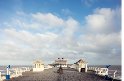 Will Scott photographed British sea shelters—among the smallest and the biggest hearted buildings ever built
