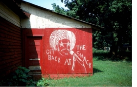 """""""Get back at the shack""""! Featured image is from <a href=""""9781597111478.html"""">William Christenberry: Kodachromes</a>, published by Aperture."""