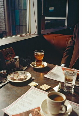 Featured image is reproduced from 'William Eggleston: The Outlands.'