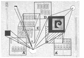 Featured image is reproduced from 'Women in Concrete Poetry 1959–1979.'