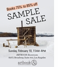 You're invited to our Los Angeles Showroom Winter Sample Sale!