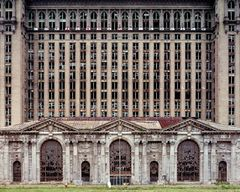 Yves Marchand & Romain Meffre: The Ruins of Detroit