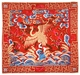 Chinese Embroidery - Crane & Pine Tree / Longevity