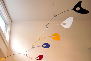 SHADOW COLORS Hanging Mobile