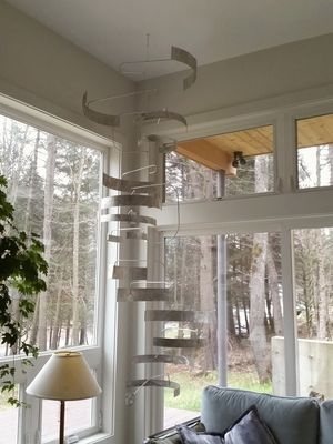 VERTICAL SURROUND Hanging Mobile