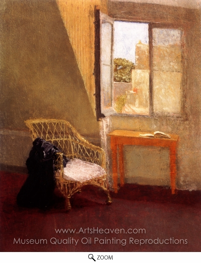 Gwen John, A Corner of the Artist's Room in Paris oil painting reproduction