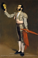 A Matador painting reproduction, �douard Manet