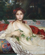 Albayde painting reproduction, Alexandre Cabanel