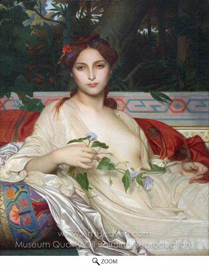 Alexandre Cabanel, Albayde oil painting reproduction