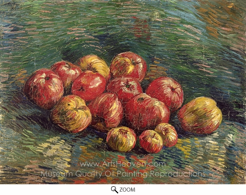 Vincent Van Gogh, Apples oil painting reproduction