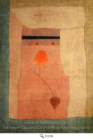 Paul Klee, Arab Song oil painting reproduction