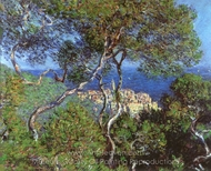 Bordighera painting reproduction, Claude Monet