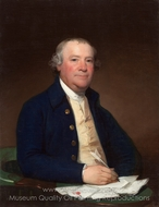 Captain Joseph Anthony painting reproduction, Gilbert Stuart