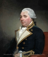 Captain Sir William Abdy painting reproduction, Gilbert Stuart