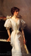 Catherine Vlasto painting reproduction, John Singer Sargent